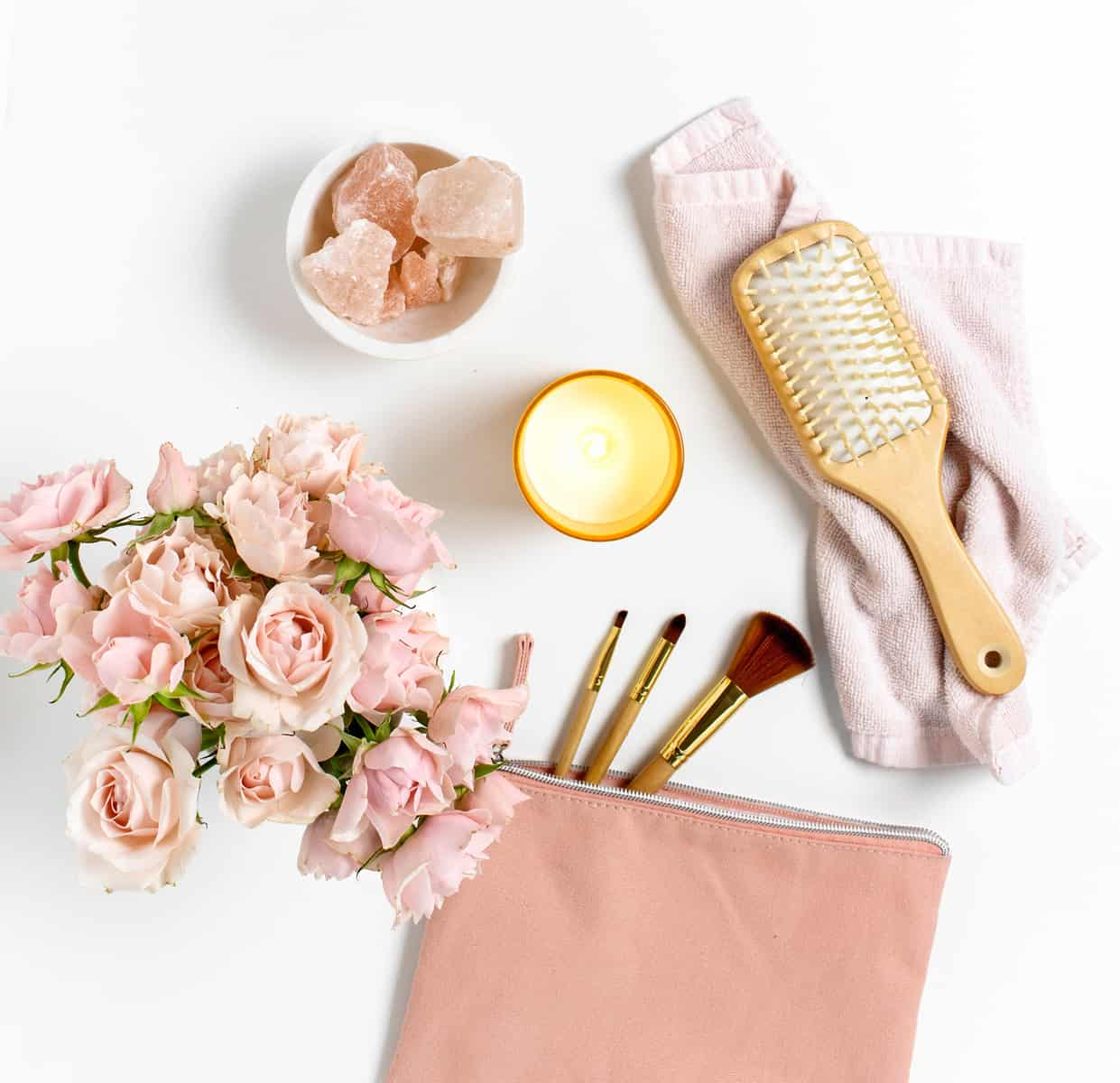 at home self care routine for moms