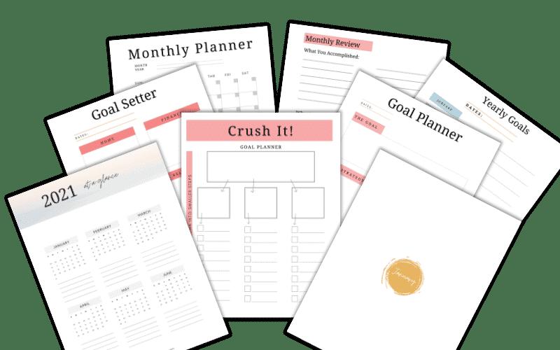 Goal Planning Templates