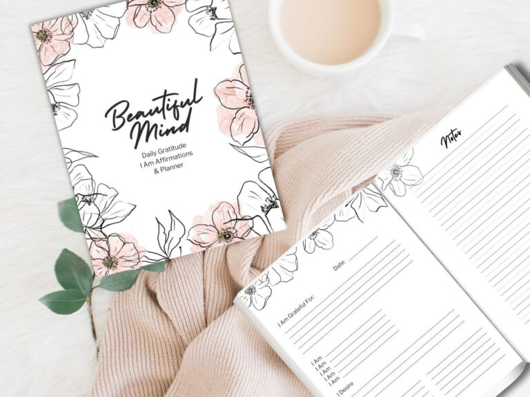 The Ultimate Mindset Journal for Women