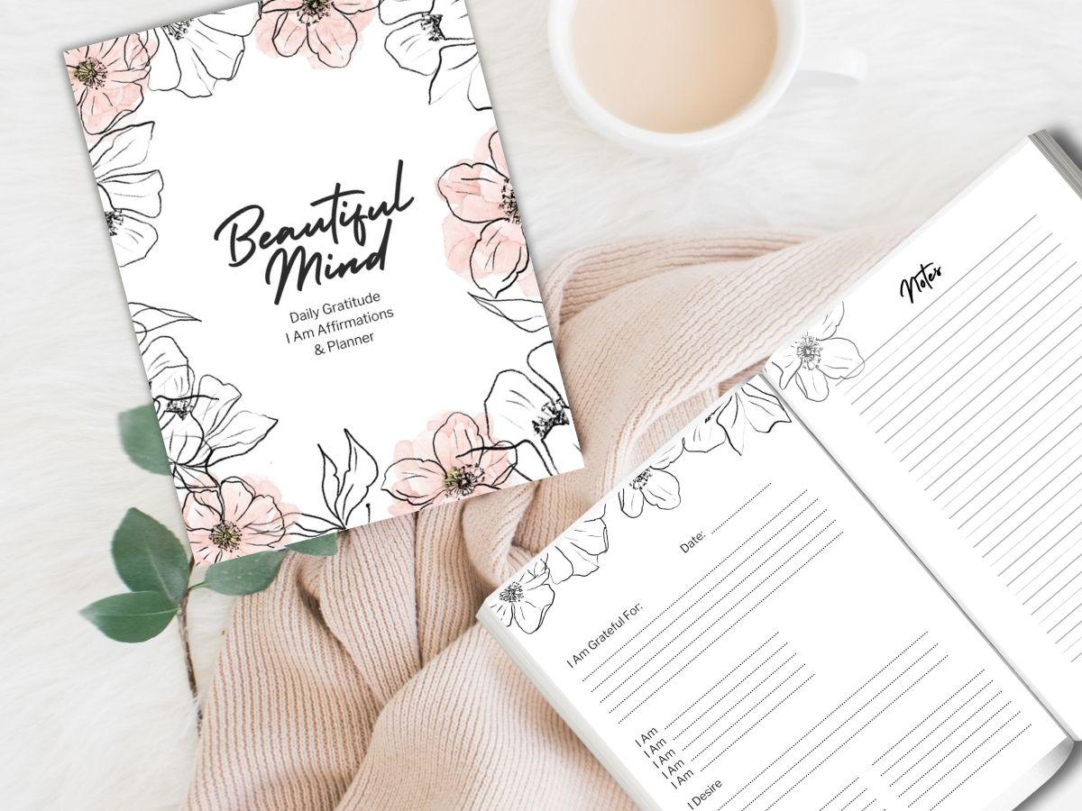 Beautiful Mind 90 day Journal