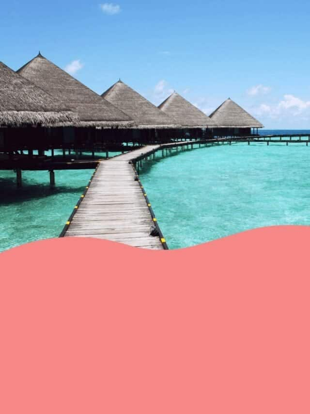 Vacation in an Overwater Bungalow – Everything You Want to Know